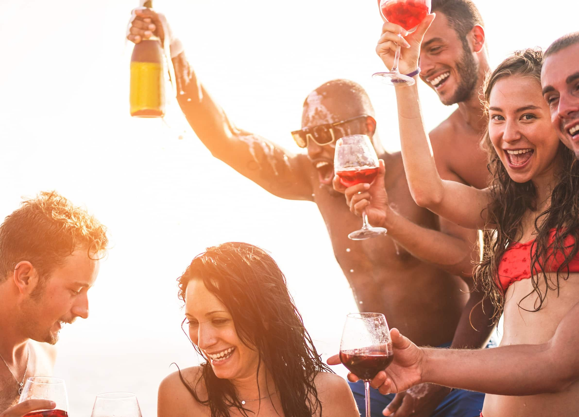 Celebraciones y eventos en velero Celebra tu día especial en barco