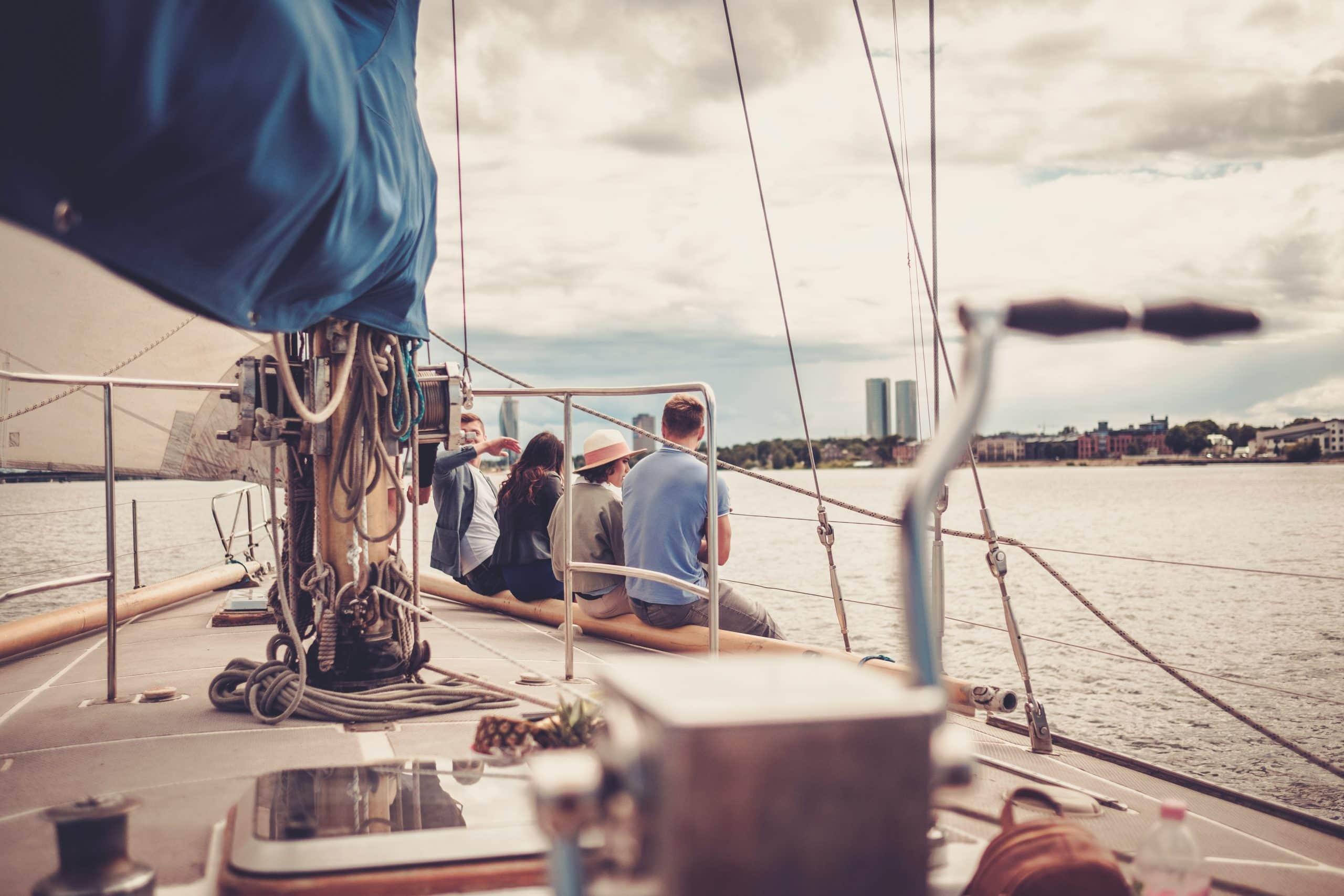 Day charter en velero Alquiler de velero costa de levante