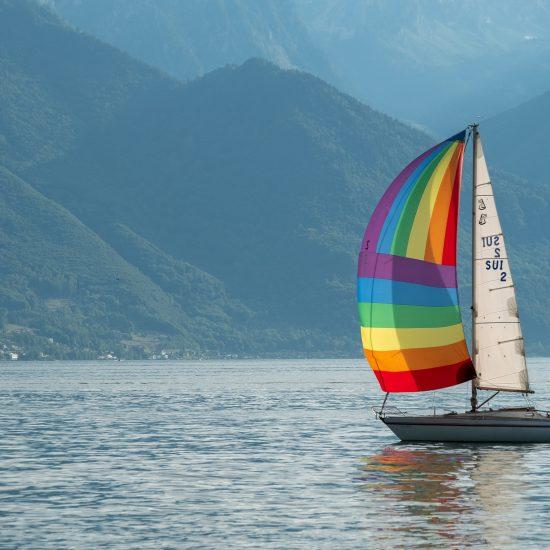 Excursión LGTBI en velero