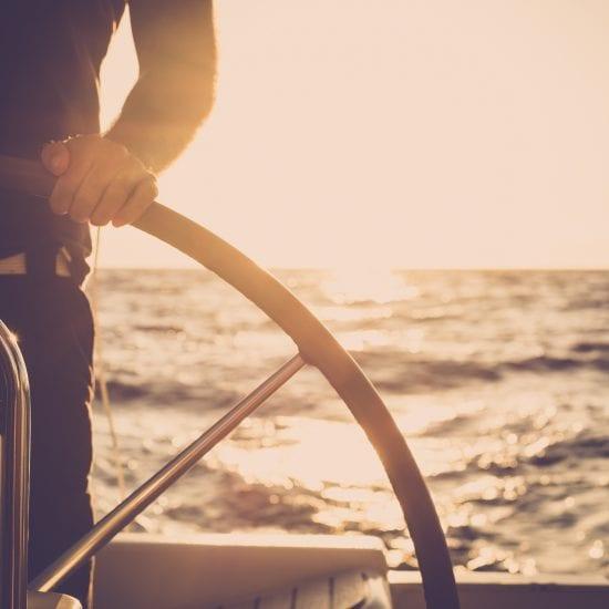 Fin de semana en barco