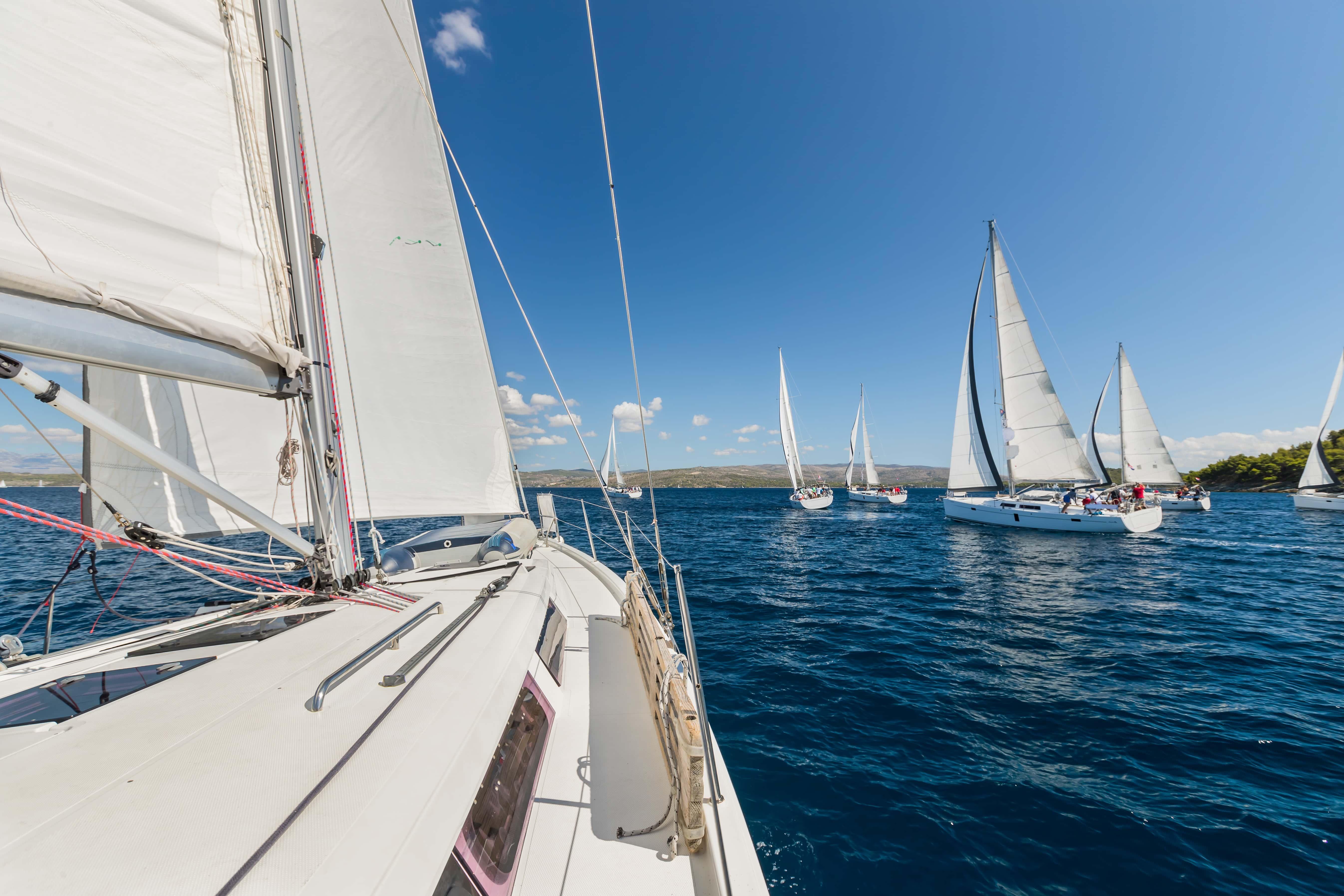 fin de semana de regata