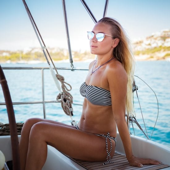 V alquila barco en Ibiza Crucero por Costa Blanca para singles