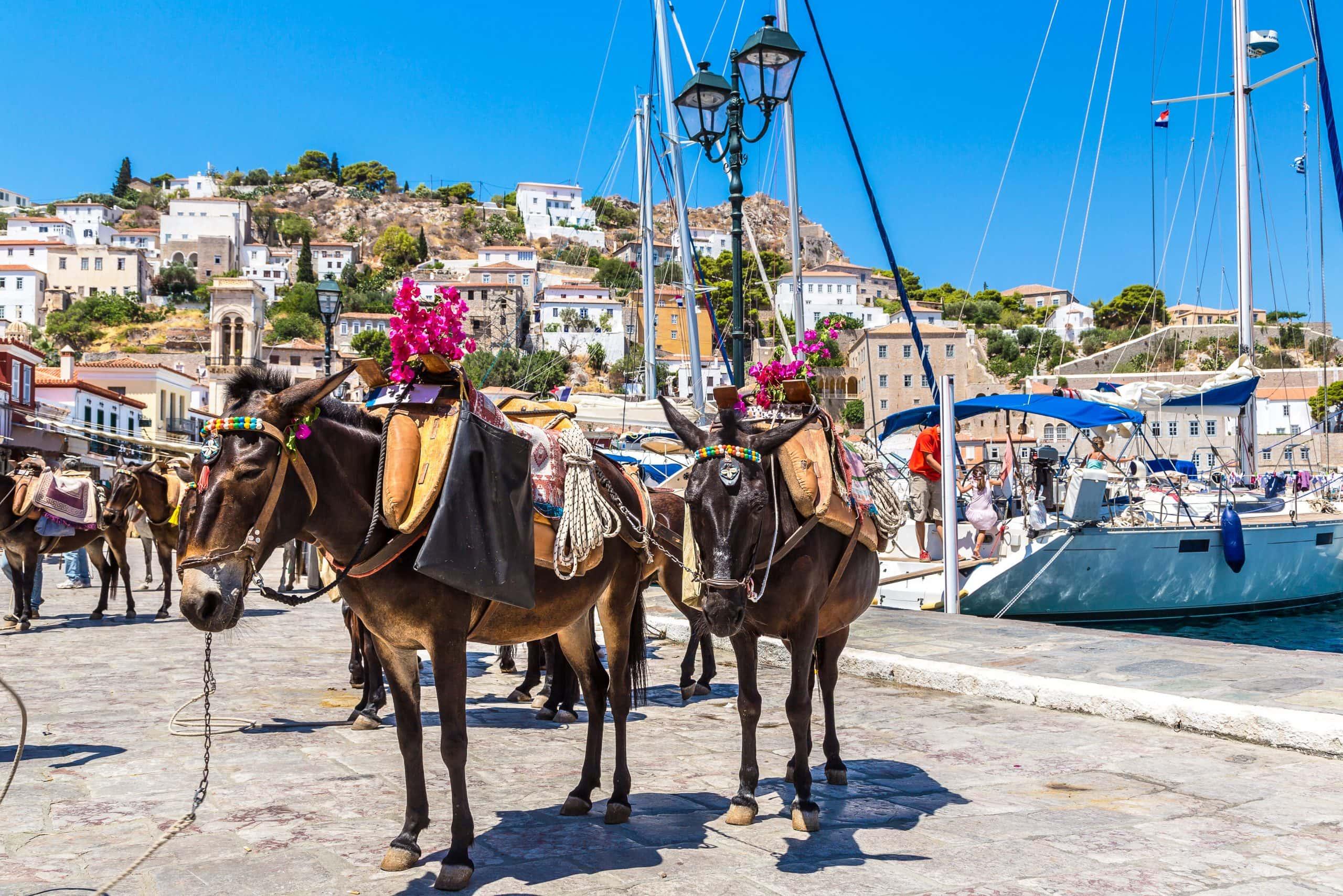 Grecia ruta Islas Sarónicas