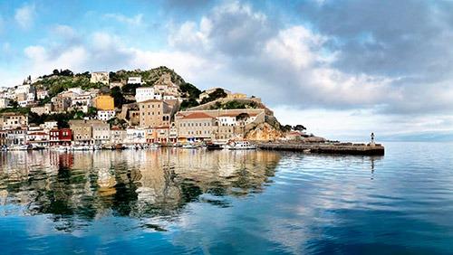 Grecia crucero en velero por las Islas Sarónicas