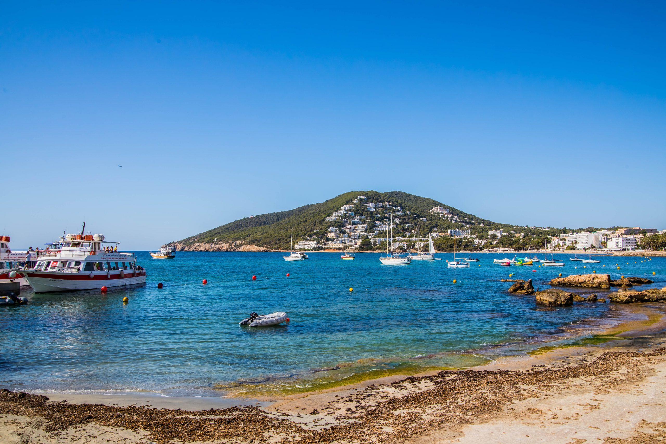 Charter Formentera en velero, Crucero Formentera en velero,Rutas en barco por Formentera