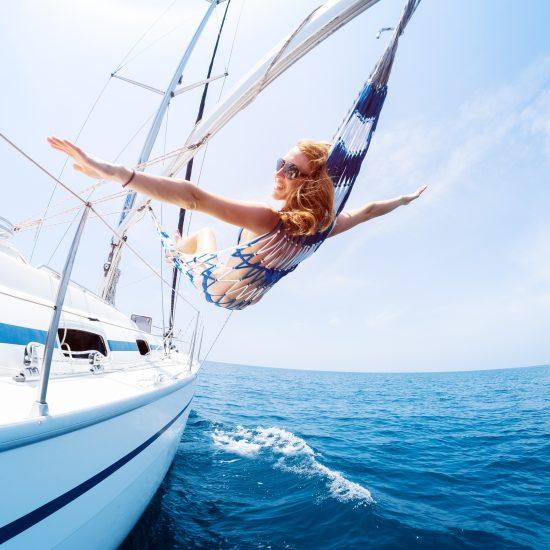 Day charter en Valencia Veleros de alquiler por plazas a Formentera Crucero Formentera en velero