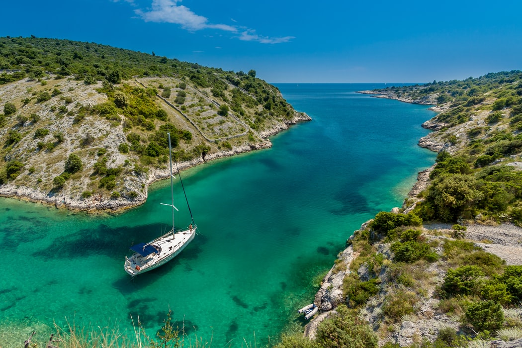 Semana en velero en Menorca