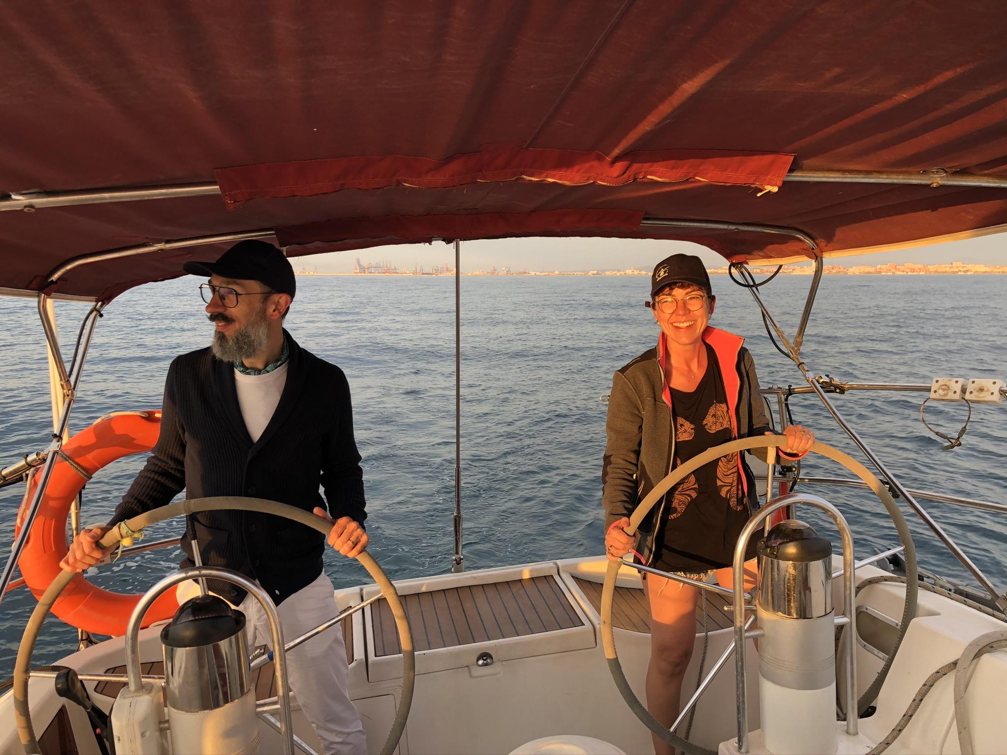 Curso Be Skipper Valencia
