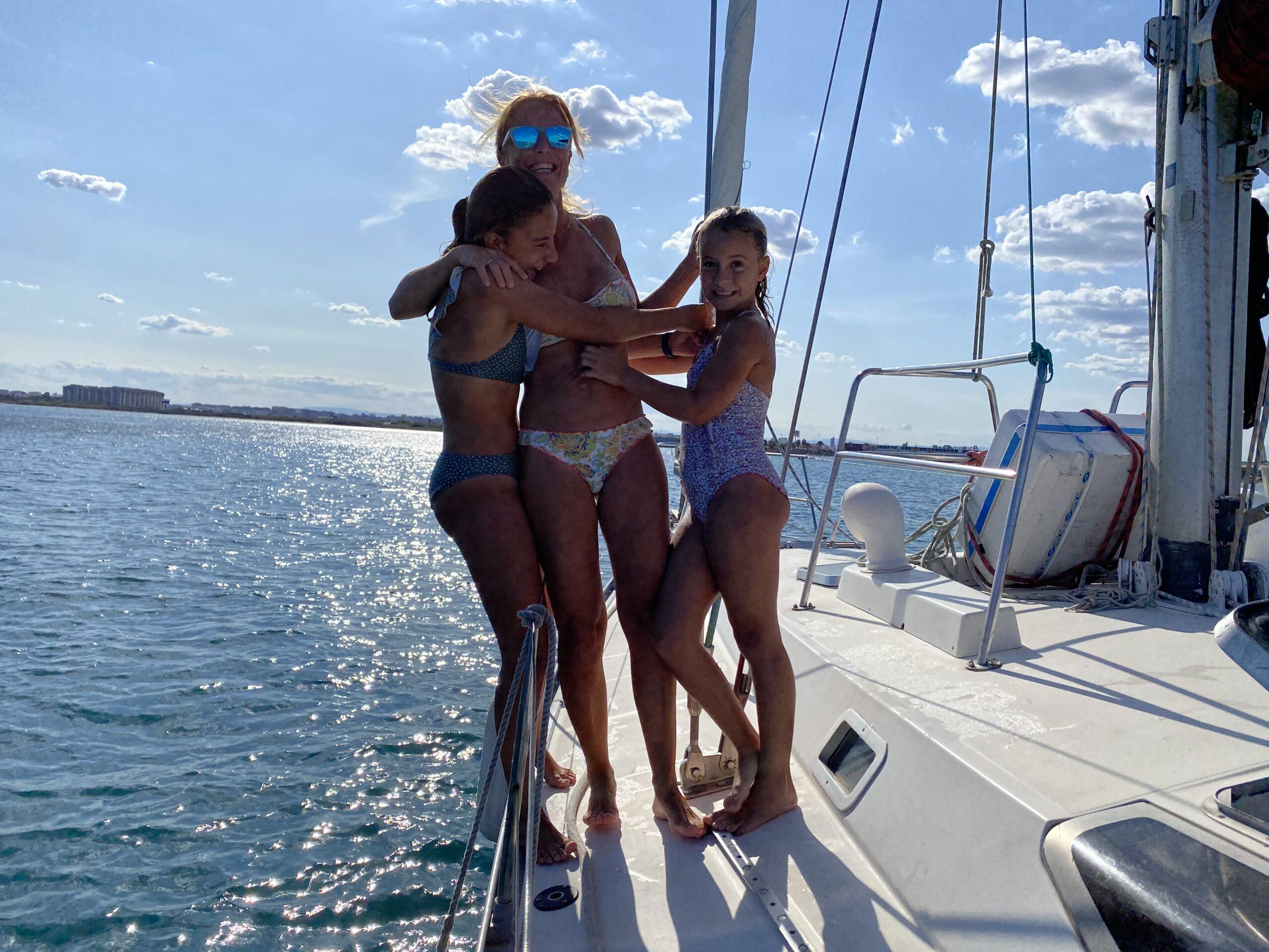 Vacaciones en velero por Ibiza Alquiler de velero Valencia-IbizaRutas en barco por Formentera